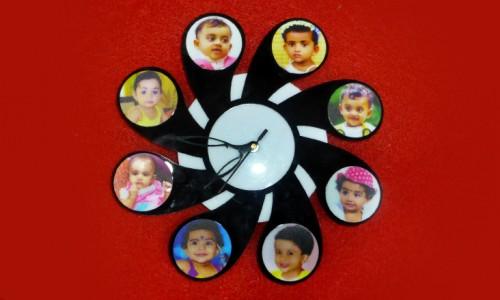 Printed Clock 03